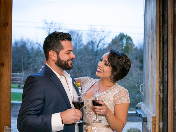Tmx 1482950912231 The Coordinated Brideaidamalikphotography451low Ringoes, New Jersey wedding venue