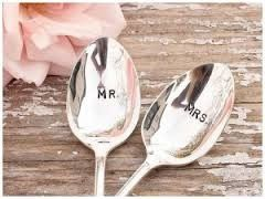 wedding spoons