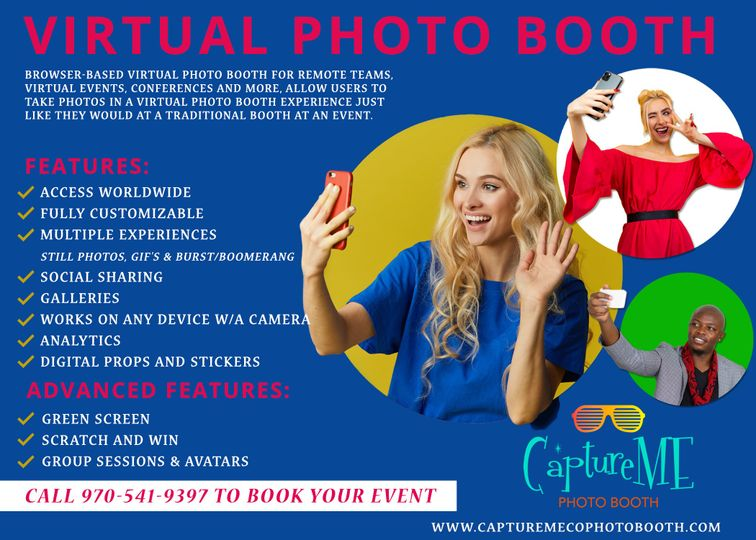 CaptureME Virtual Photo Booth