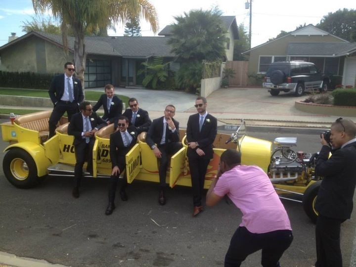 Tmx 1442866750369 Groomsmen1 Santa Barbara, CA wedding transportation