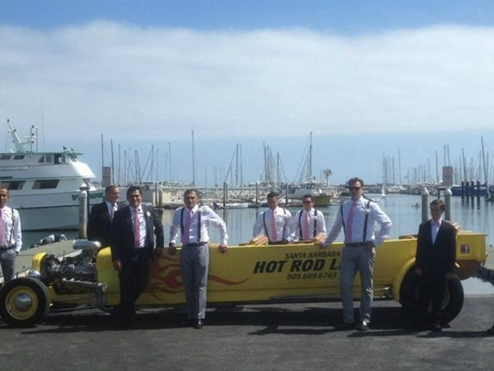 Tmx 1442866761284 Groomsmen2 Santa Barbara, CA wedding transportation