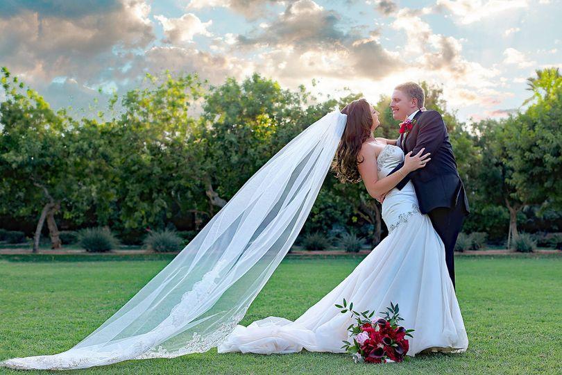 Indio Wedding, Coachella Valley