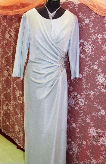silver dress 003