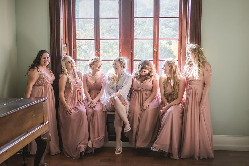 Bridal team