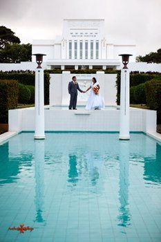 Hawaii Wedding Photography, LDS Temple Wedding Laie, Oahu, Hawaii www.anthonycalleja.com