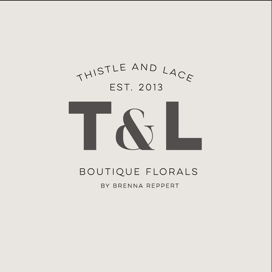 Thistle and Lace logo