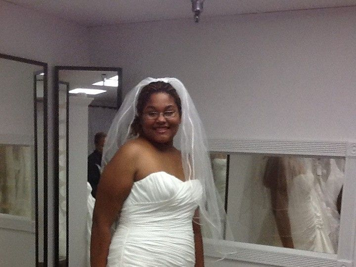 Tmx 1384979278023 10 Rockville, MD wedding dress