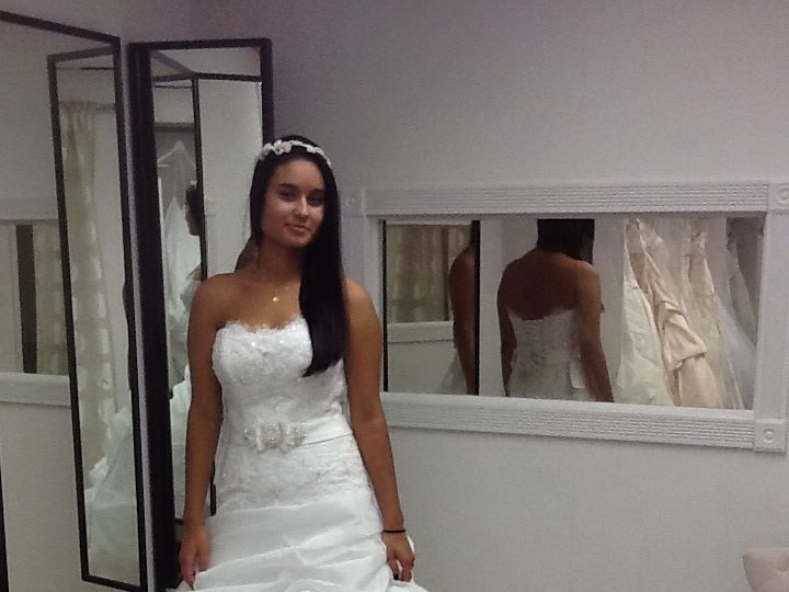 Tmx 1399132099561 14793952254236342908061901336999 Rockville, MD wedding dress