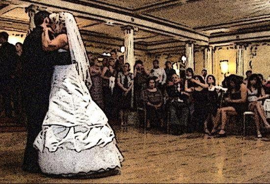 """dancing"" illustrated photo"