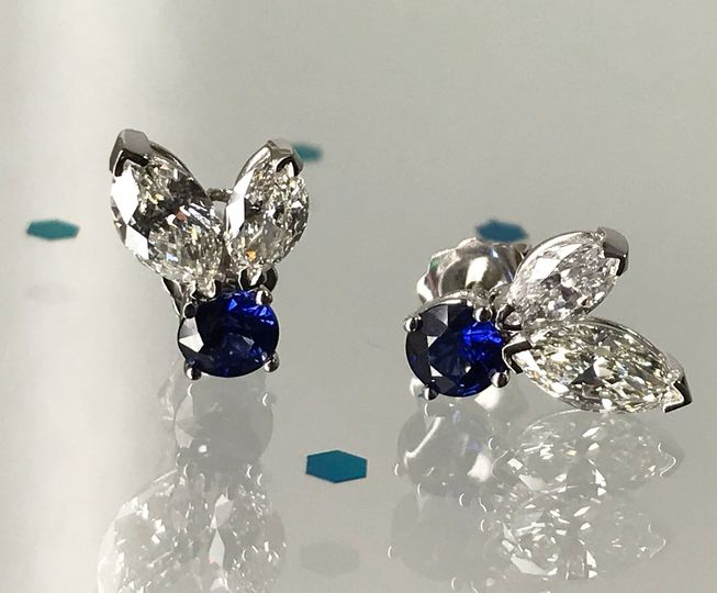 Custom earring