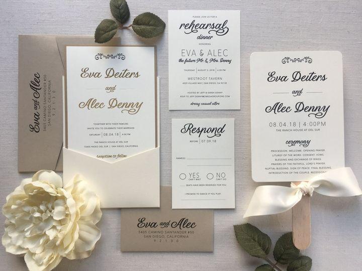 Tmx Img 2826 51 65836 V1 San Diego, CA wedding invitation