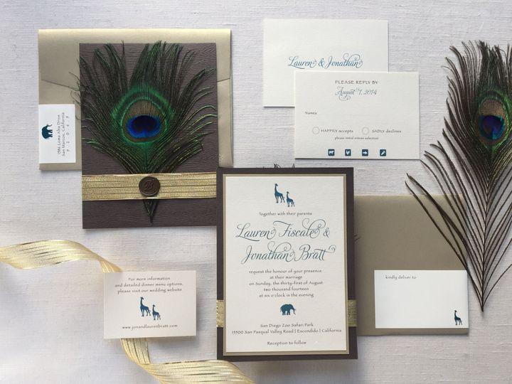 Tmx Img 2881 51 65836 V1 San Diego, CA wedding invitation