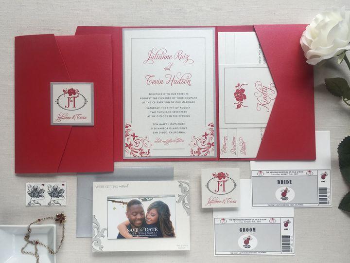 Tmx Img 2921 51 65836 V1 San Diego, CA wedding invitation