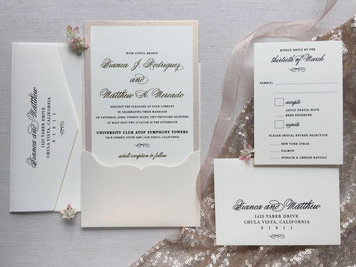Tmx Img 2939 51 65836 V1 San Diego, CA wedding invitation