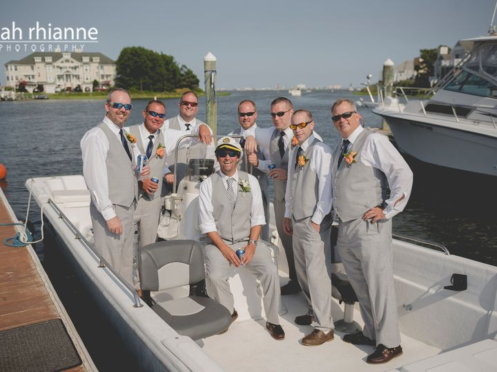 Tmx 1452353781032 Groomsnam On Boat Jarrettsville, MD wedding planner