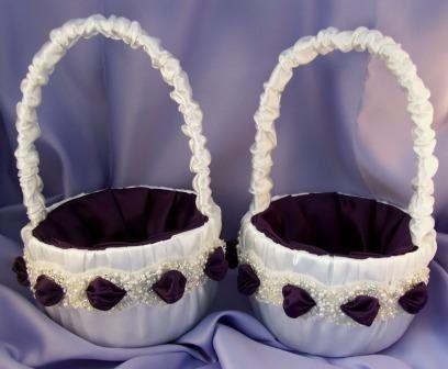 Tmx 1291296632763 Eggplantbeadedbasket2 Salem wedding favor
