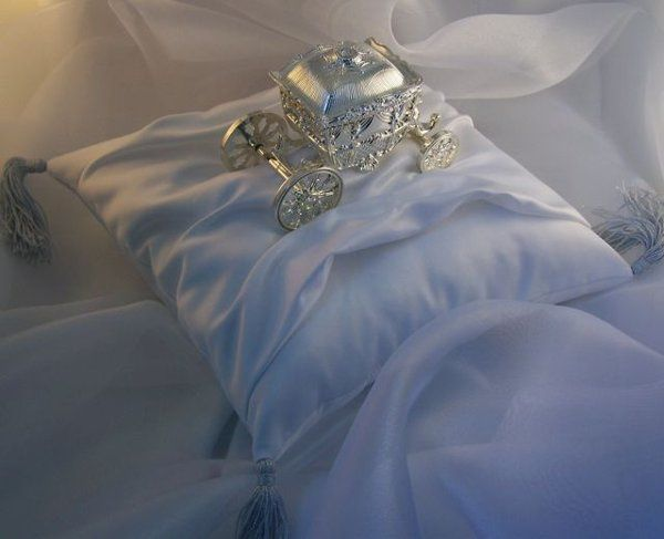 Tmx 1316562410576 Princesscoachpillow Salem wedding favor