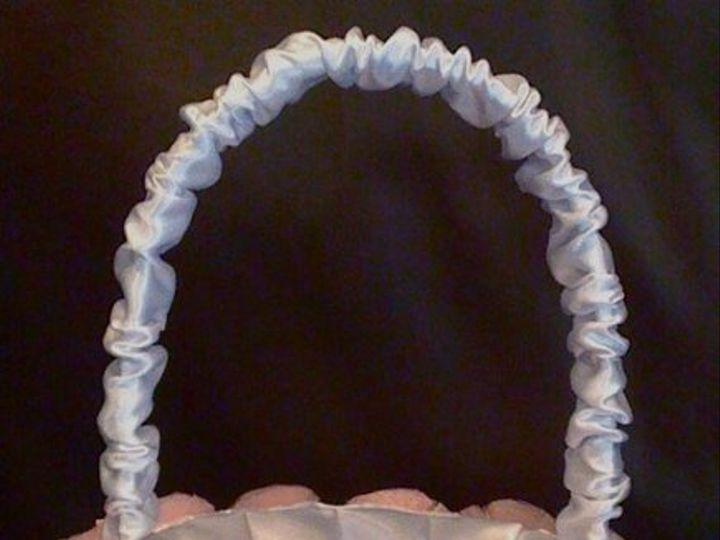 Tmx 1319756275546 Organzaflowerbasket Salem wedding favor