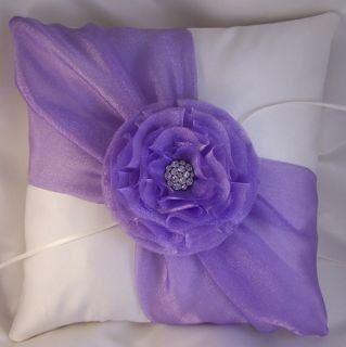 Tmx 1329956762014 Lavenderorganzaflowerpillow Salem wedding favor