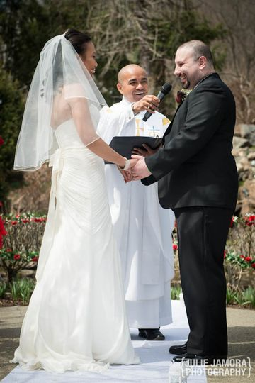 Exchange of vows
