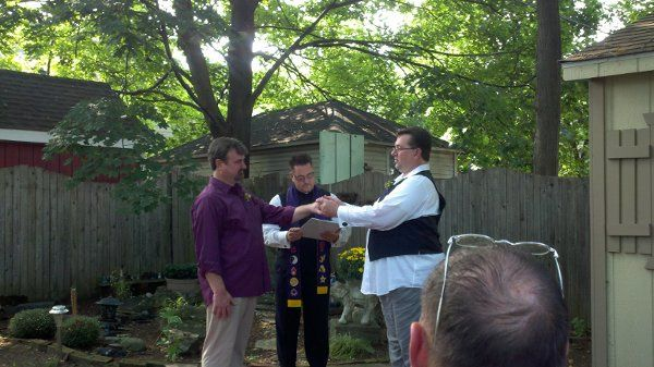 Tmx 1319640595876 BrianPhilip Kingston, New York wedding officiant