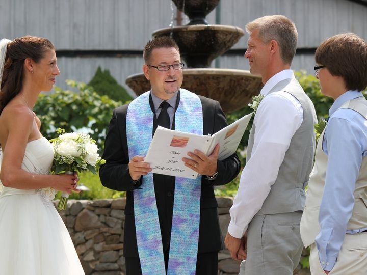 Tmx 1351834827086 IMG3596 Kingston, New York wedding officiant