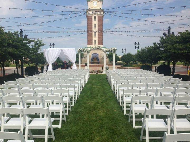 Hilton Garden Inn Toledo Perrysburg Venue Perrysburg Oh Weddingwire