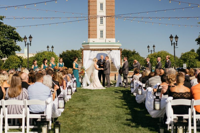 Clock Tower Ceremony