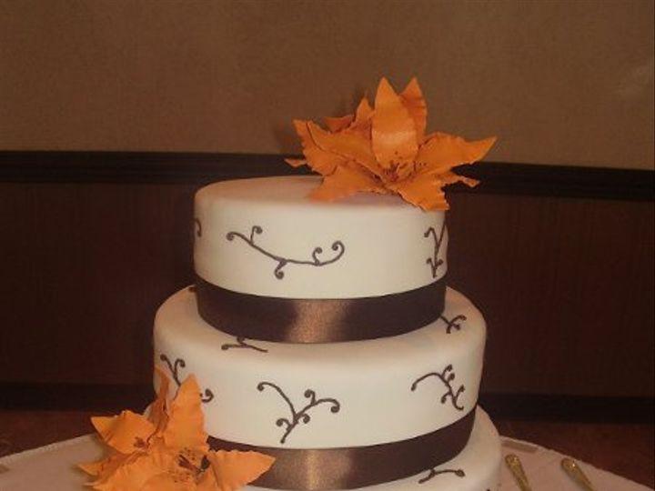Tmx 1282438443472 P8150493 Davenport wedding cake
