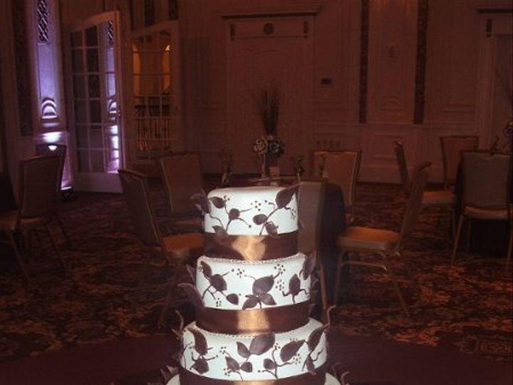 Tmx 1307504702343 P3120819 Davenport wedding cake