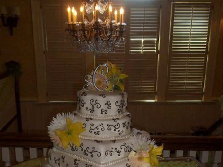 Tmx 1312257572919 035 Davenport wedding cake