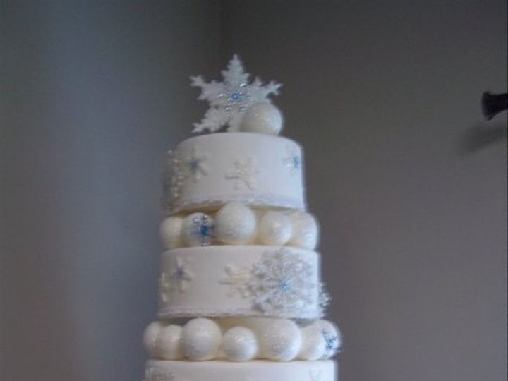 Tmx 1326151147496 1000492 Davenport wedding cake