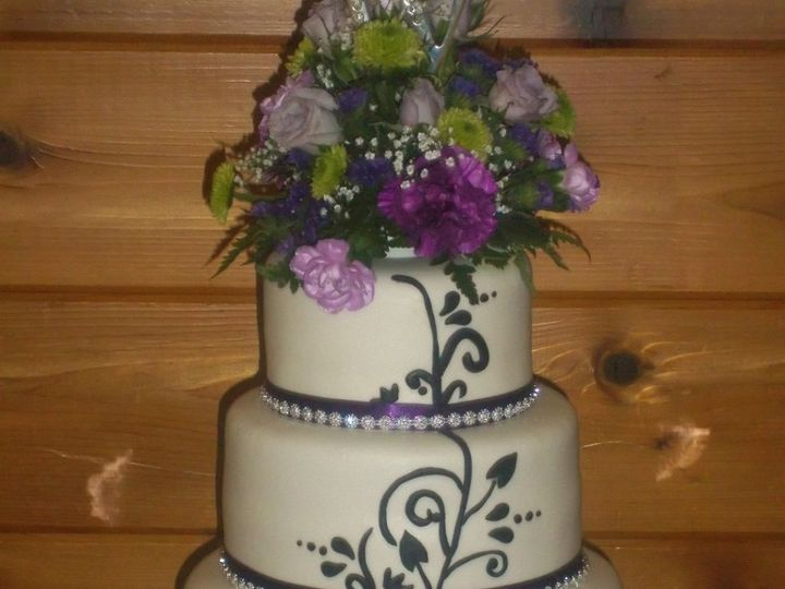 Tmx 1354507243787 005 Davenport wedding cake