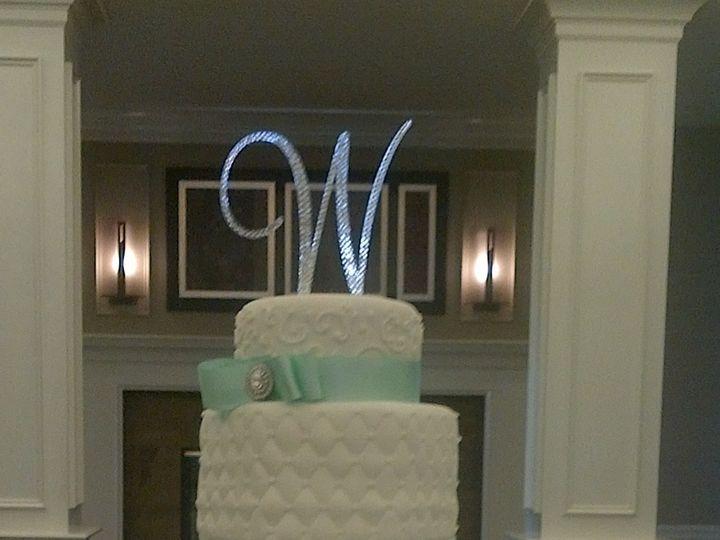 Tmx 1424919824230 Img00001427 Davenport wedding cake