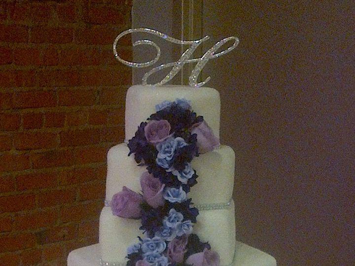 Tmx 1424919906345 Img00001356 Davenport wedding cake