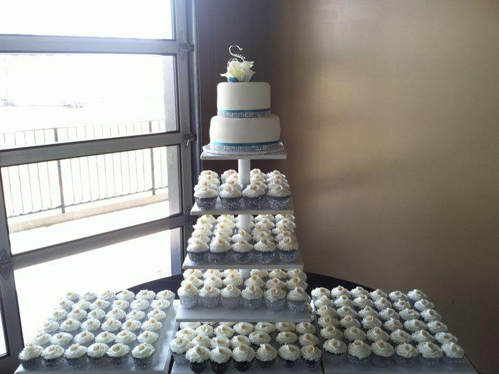 Tmx 1424920068390 Image 4 Davenport wedding cake