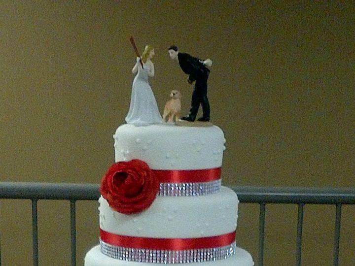 Tmx 1424920453964 Img00001493 Davenport wedding cake