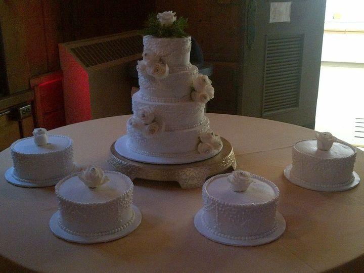 Tmx 1424920524198 Img00001746 Davenport wedding cake