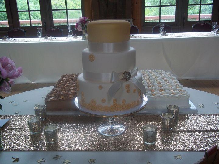Tmx 1424920623208 004 Davenport wedding cake
