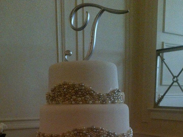 Tmx 1424921273750 Img00000633 Davenport wedding cake