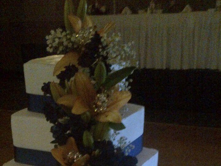 Tmx 1424921372475 Img00001258 Davenport wedding cake