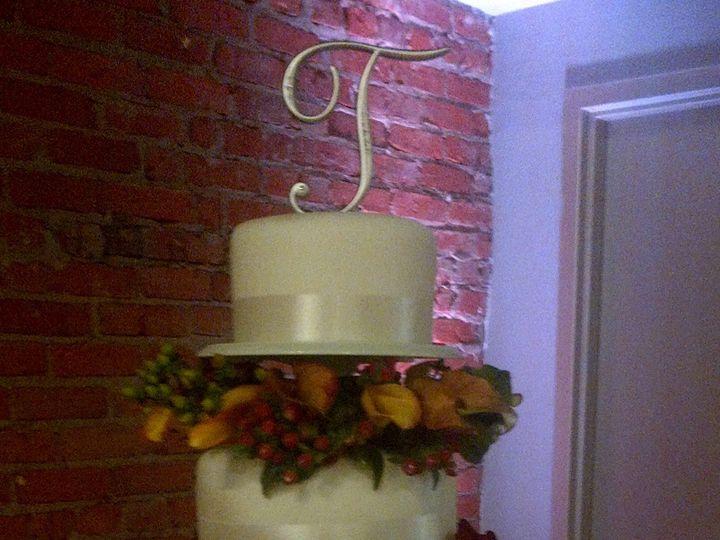 Tmx 1424921403435 Img00001436 Davenport wedding cake