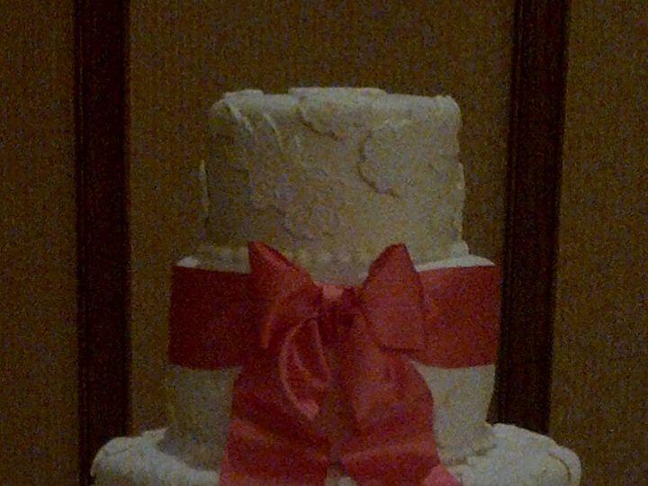 Tmx 1424921418470 Img00001262 Davenport wedding cake