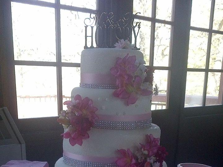 Tmx 1424921430908 Img00001278 Davenport wedding cake