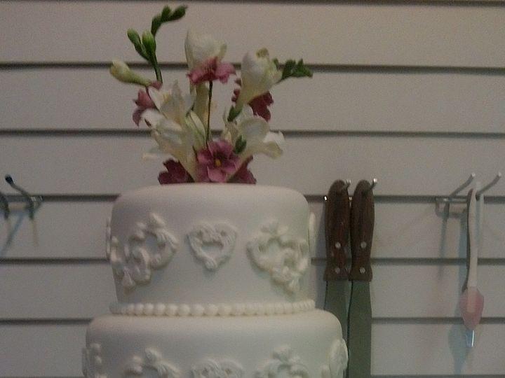 Tmx 1424921504615 Img00001405 Davenport wedding cake