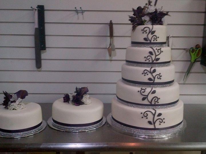 Tmx 1424927377675 Img00001286 Davenport wedding cake