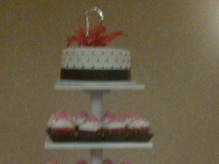 Tmx 1424927522004 Img00000626 Davenport wedding cake