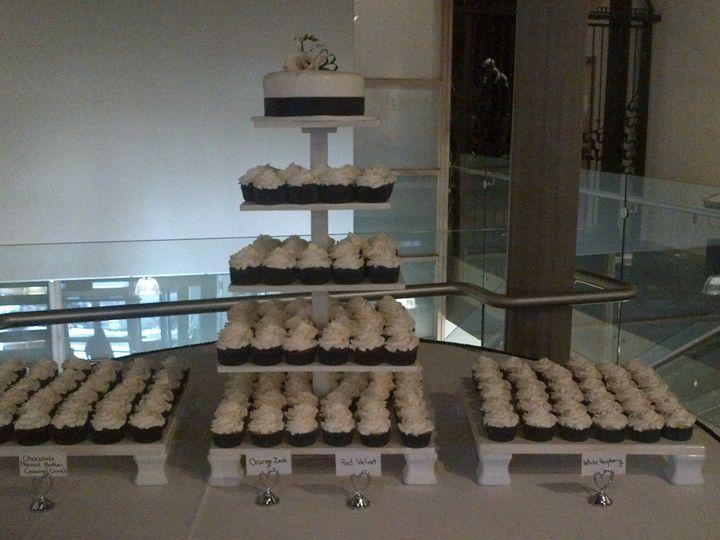 Tmx 1424927631361 Img00001132 Davenport wedding cake
