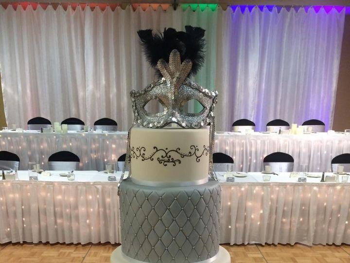 Tmx 1452213827955 Img1683 Davenport wedding cake