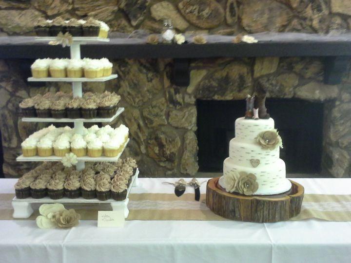 Tmx 1452214322754 20151017135937 Davenport wedding cake